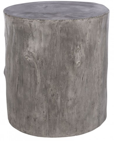 Tree Anthracite Grey End Table