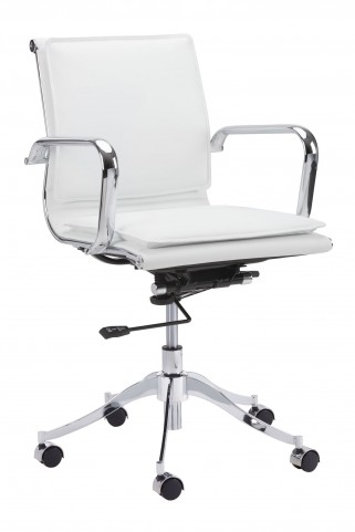 Morgan Snow Office Chair