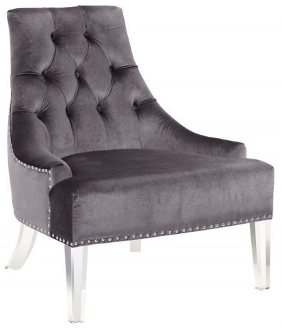 Prestige Grey Fabric Chair