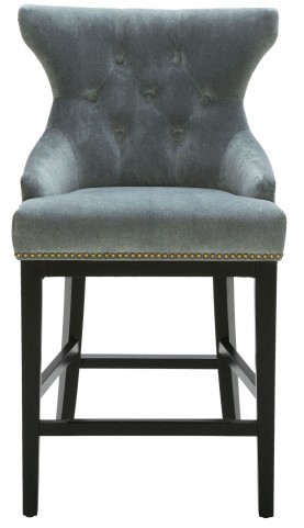 Annabelle Granite Fabric Counter Stool