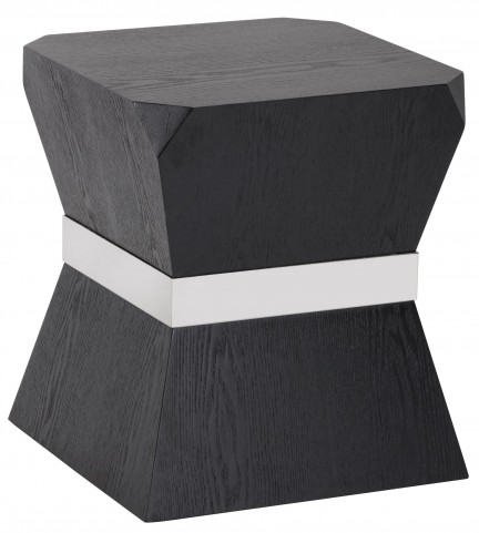 Rogue Black End Table