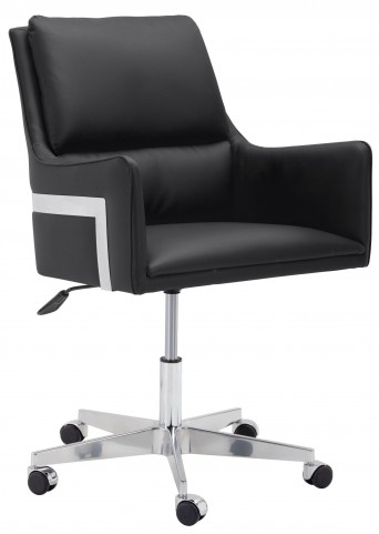 Torres Black Office Chair