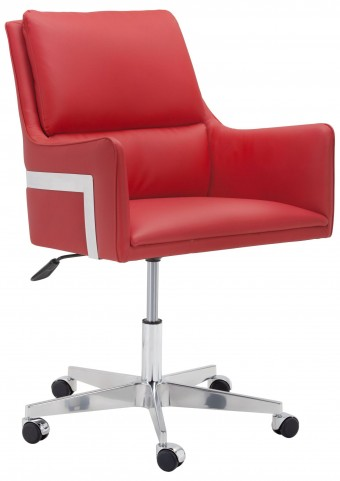 Torres Red Office Chair