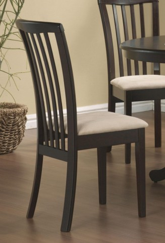 Brannan Beige Chair Set of 2