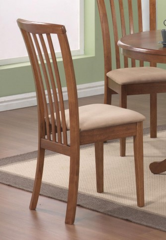 Brannan Beige Zeta Chair Set of 2