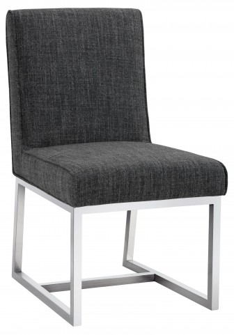 Miller Quarry Fabric Dining Chair Set of 2