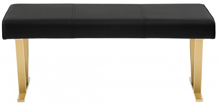 Keele Black Bench