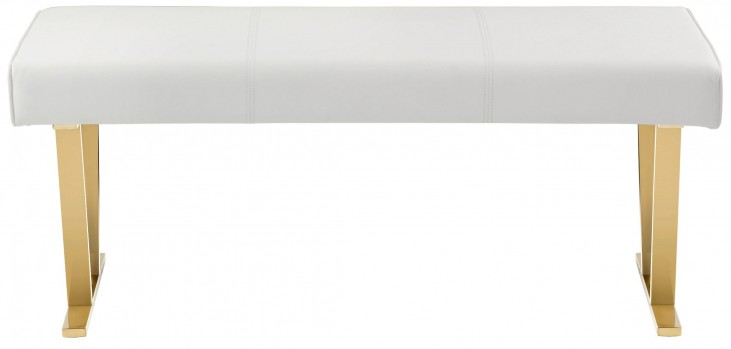 Keele White Bench