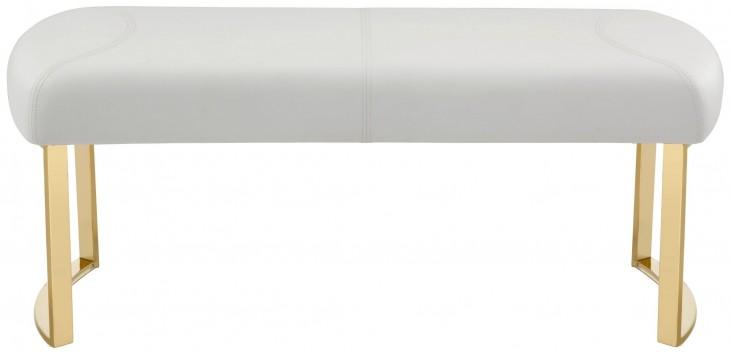 Coxwell White Bench