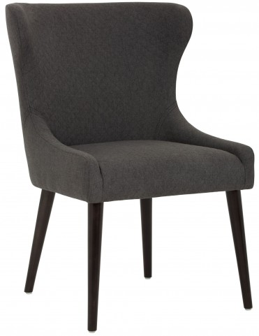 Francine Boardwalk Grey Dining Chair