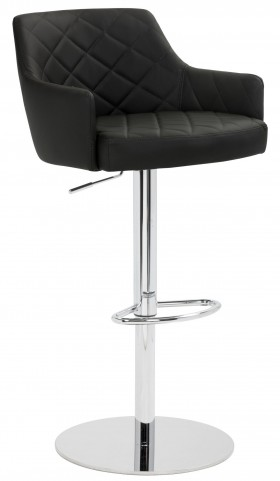 Chase Onyx Adjustable Barstool