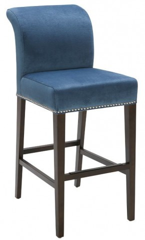 Prado Blue Ink Barstool