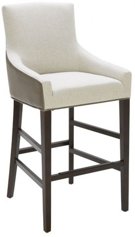 Vincent Marble and Dove Grey Barstool
