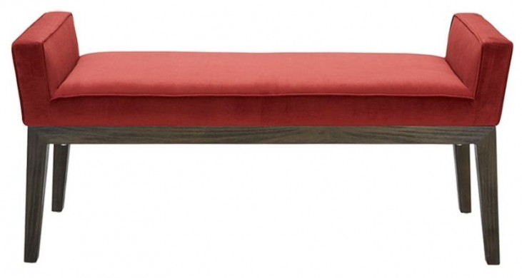 Harrod Red Pepper Bench