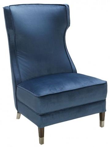 Frances Blue Ink Chair