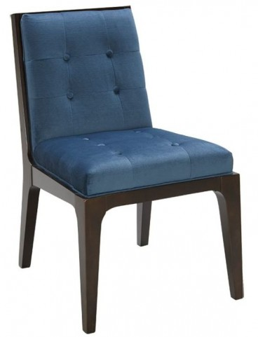 Harrison Blue Ink Dining Chair Set of 2