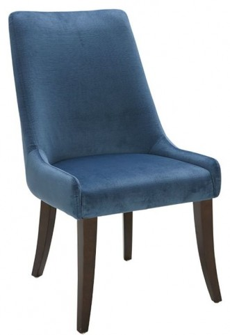 San Diego Blue Ink Dining Chair Set of 2