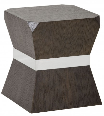 Rogue End Table Brown