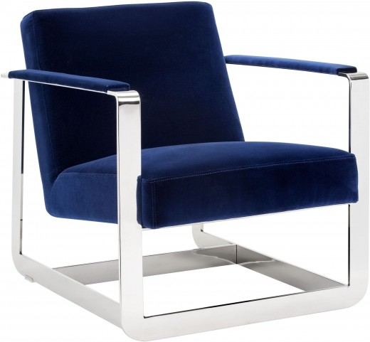 Clevelander Giotto Navy Armchair