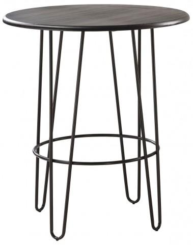 Dark Cappuccino Bar Table