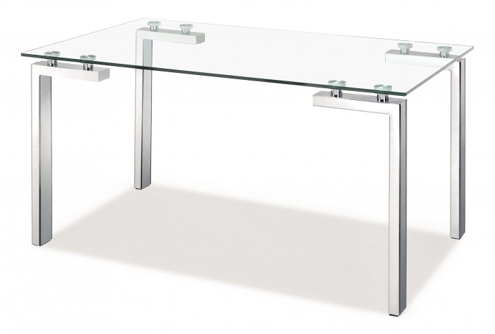 Roca Stainless Steel Dining Table