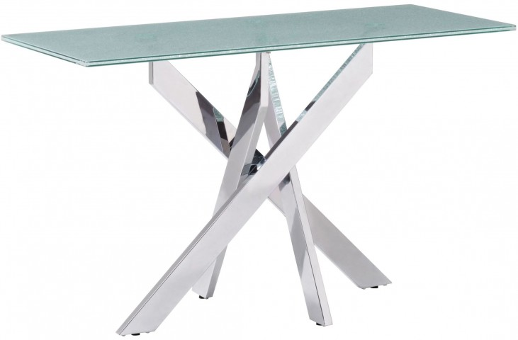 Stance Crackled Console Table
