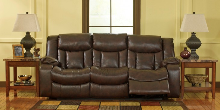 Carnell Power Reclining Sofa