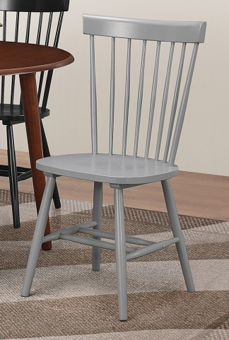 Emmett Grey Dining Chair Set of 2
