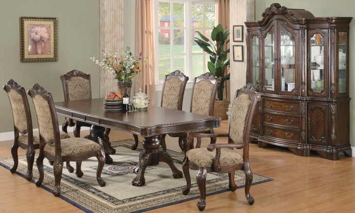 Andrea Extendable Dining Room Set