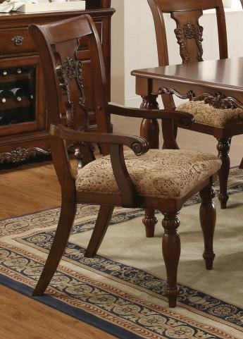 Addison Cherry Arm Chair Set of 2