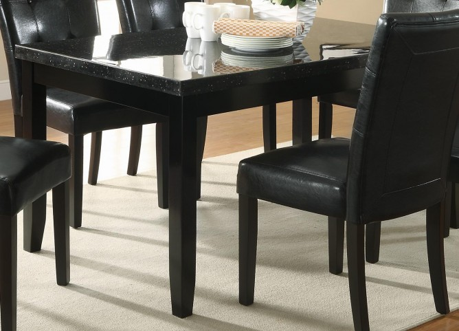 Newbridge Cappuccino Rectangular Dining Table