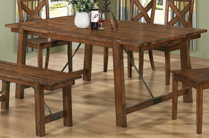 Lawson Rectangular Dining Table