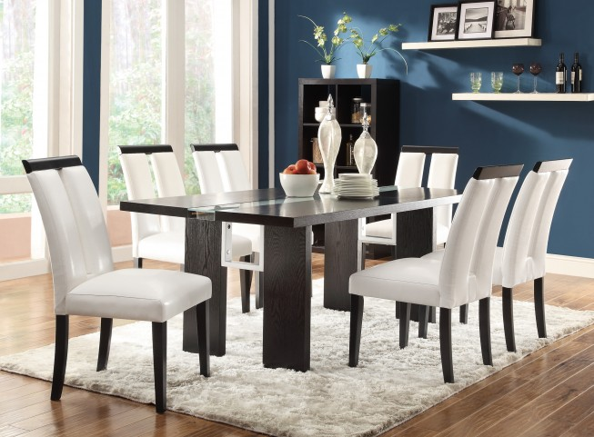 Kenneth Black Dining Room Set