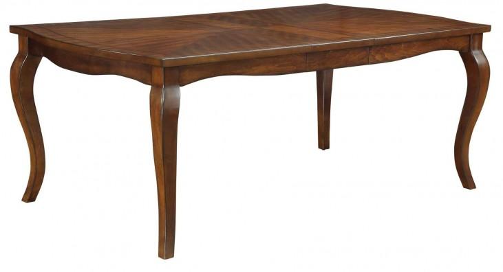 Louanna Rectangular Extendable Dining Table