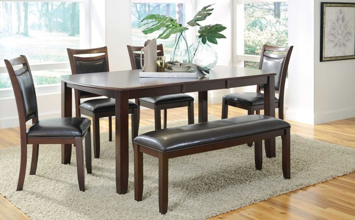 Dupree Rectangular Extendable Dining Room Set