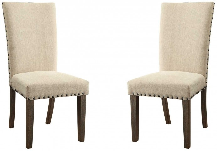 Webber Upholstered Dining Chair Set of 2