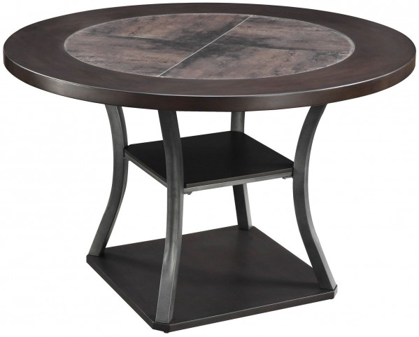 Ferdinand Dark Merlot Dining Table