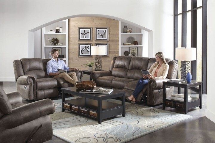Westin Ash Power Reclining Living Room Set