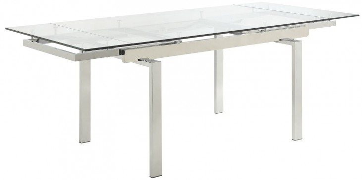 Wexford Chrome Dining Table
