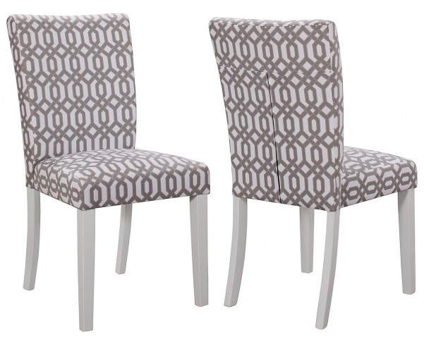 Allston White Dining Chair Set of 2