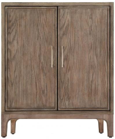 Improv in G Cerused Grey Door Cabinet