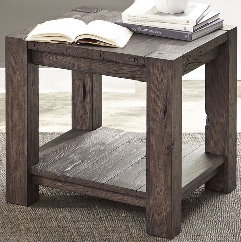 Mercer Court Tobacco End Table