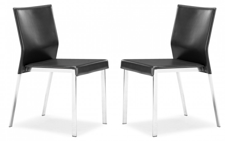 Boxter Black Dining Chair Set of 2