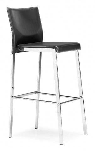 Boxter Bar Chair Black