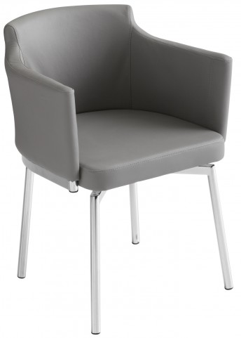Chase Grey Armchair