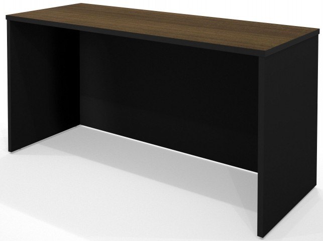Pro-Concept Milk Chocolate Bamboo & Black Desk