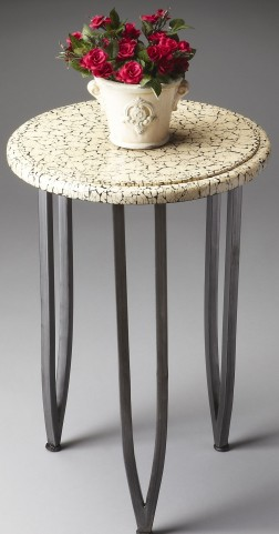 1125025 Metalworks Accent Table