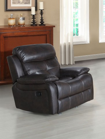 Metro Jordan Java Power Recliner