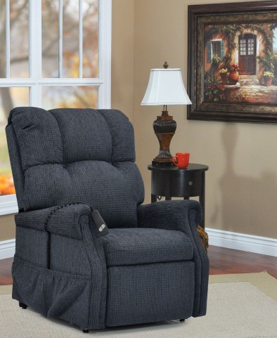 Dawson Blue Two Way Reclining Lift Chair