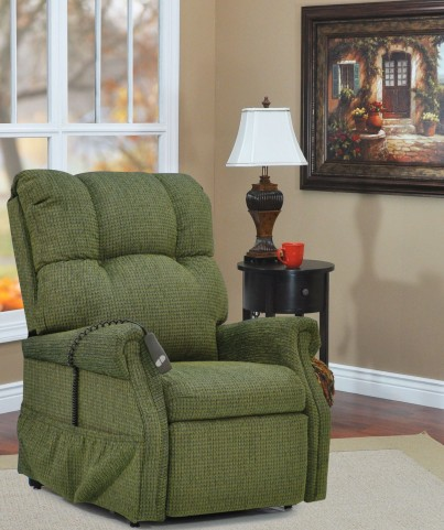 Dawson Sage Two Way Reclining Lift Chair